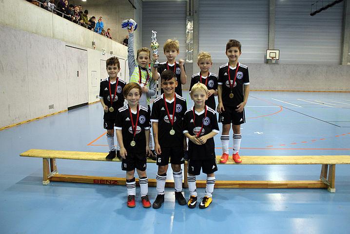 Turniersieger der G-Junioren: Tennis Borussia Berlin