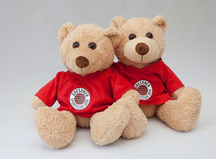"DSC-Teddybär ""Friedrich"""