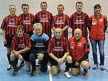 DSC-Traditionself gewinnt 5. Hallen-Stadtmeisterschaft 2017