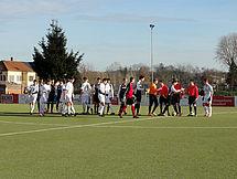 DSC-U17 zu Gast bei Fortuna Düsseldorf