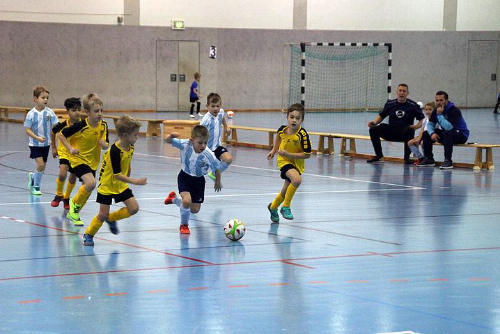 Der Chemnitzer FC im Angriff