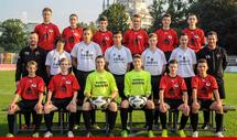 Die B-Jugend des DSC: 2014/15