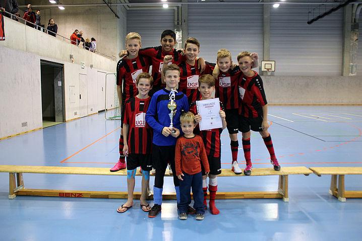D-Jugend-Turniersieger: SG Dresden Striesen