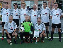 Der Ü60-Stadtmeister ist der Dresdner SC