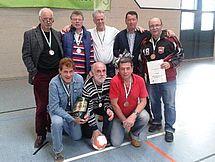 DSC-Traditionself bei 1. Futsal Landesmeisterschaft 2014
