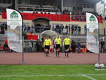 DSC 1898 gegen SC Borea im Heinz-Steyer-Stadion