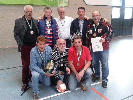 DSC-Traditionself bei 1. Futsal Landesmeisterschaft 2014