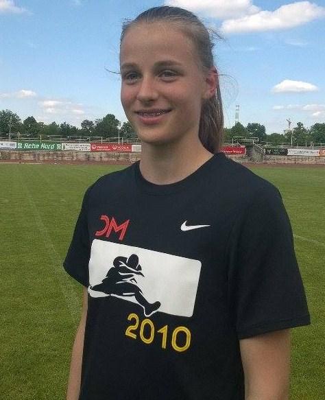 Chiara Schimpf gilt als Kämpferin.