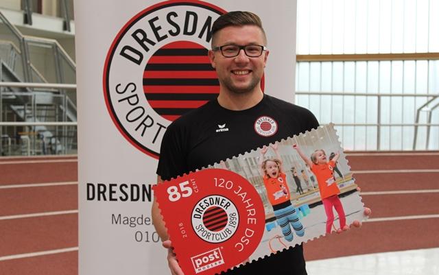 Florian Eßbach für die Allgemeine Sportgruppe (Leiter 3D-Kindersport)