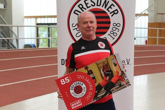 Harald Herberg für Gewichtheben