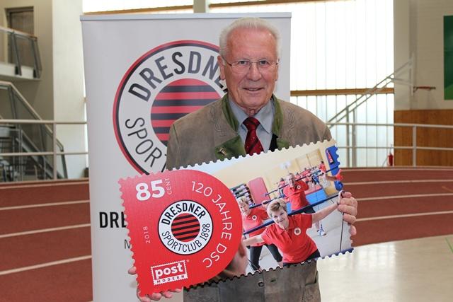Hans Peter Klotzsche für Gesundheitssport